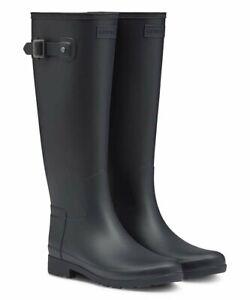 Hunter Original Refined Tall Rain Boot Delta WFT1071 US 7