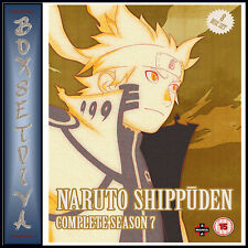 NARUTO SHIPPUDEN - COMPLETE SEASON 7 EPISODES 297-348 **BRAND NEW DVD***