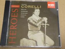 FRANCO CORELLI <  Heroes  > NM (CD)