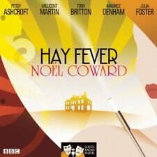 Hay Fever - 1971 Radio Production of Noel Coward's Classic - Stunning Cast
