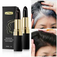 Hair Instant Gray Root Coverage Hair Color Modify Cream Stick Temporary Cover Up