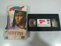 Cry-Baby Johnny Depp John Waters - VHS Kassette Englisch - 3T