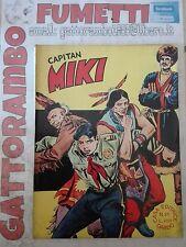 Capitan miki N.26 serie alternata  Anno 71 - Ed.dardo Buono++