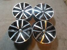 "2012 2013 2014 Set of 4 Volkswagen Jetta GLI 18"" OEM Factory Wheels Rims 69941"