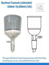 Buchner Funnel with side tube 1000 ml