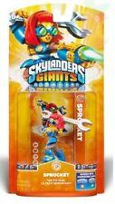 Skylanders Giants SPROCKET NISB wrench lady woman Swap Force Xmas Gift *Rare!*