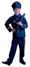 POLICEMAN CHILDREN'S HALLOWEEN COSTUME SIZE LARGE