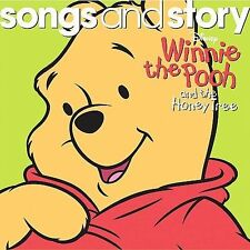NEW Winnie The Pooh And The Honey Tree (Audio CD)