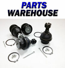 4pc Front Ball Joint Set includes 2 Upper and 2 Lower Ball Joints