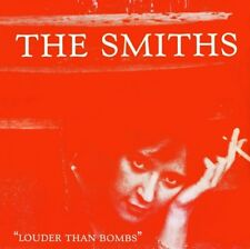 cd musica the smiths Louder Than Bombs