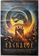 Ragnarok - original DS movie poster - 27x40 D/S