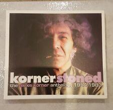 Alexis Korner - Korner Stoned - The Anthology 1954-83 - CD X 2 (2006)