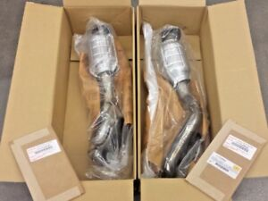 Lexus OEM Factory Exhaust Manifold with Catalytic Converter Set 2006 GS300 (AWD)