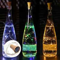 Charging LED Weinstopper Licht der Bar Flasche Wein Lampe Drahtstring Lights
