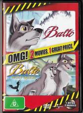 Balto + Balto 2 Wolf Quest - DVD,