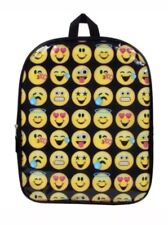 Emojination Emoji's 15-inch Backpack- Perfect For School!😘😘free Gift Inc!