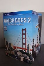 WATCH DOGS 2 SAN FRANCISCO COLLECTOR'S EDITION - SONY PS4