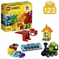 11001 LEGO Classic Bricks and Ideas Construction 123 Pieces Age 4+ New
