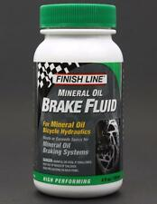 Finish Line Mineral Oil 4oz Bike Hydraulic Disc Brake Fluid for Shimano/Magura