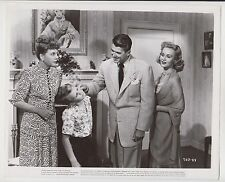 "Ronald Reagan/ Virginia Mayo (Pressefoto '49) - in ""Venus am Strand"""