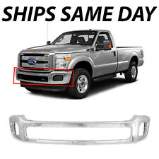 NEW Chrome Steel Face Bar for 2011-2016 F250 F350 F450 Super Duty Without Flares