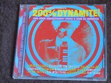 200% Dynamite CD (reggae/dub) Soul Jazz Records