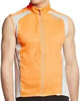 NWT 2XU Men's Vapor Mesh 360 Run Vest. MR2287a Sz XL & Orange