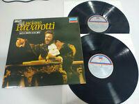 "Pavarotti Mi Herstellung historia Decca 1971 Spain Edition - 2 X LP Vinyl 12 """