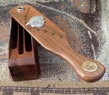 2002 Ed Vasek Deceased Grandpa'S Turkey Calls Presentation Grade Turkey Box Call