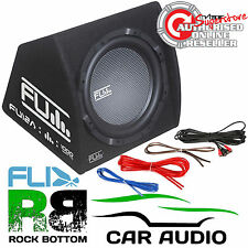 "FLI UNDERGROUND FU12A 1000 Watts 12"" Active Amplified Car Sub Subwoofer Bass Box"