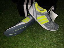 adidas adipure runnng shoes superlo DLX UK 9 BNWT BNWB adizero 4d