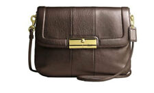 NWT Coach Kristin Leather Swingpack Bag Crossbody 45128 Bronze