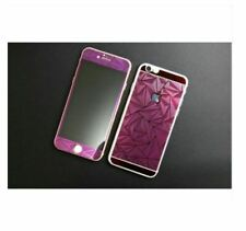 IPhone 7g 3D Diamond Tempered Glass - PINK