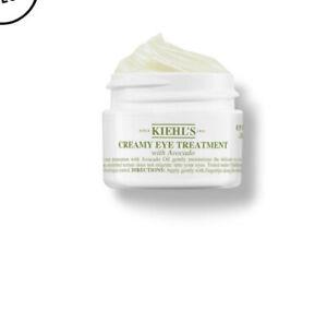 Kiehl's Creamy Eye Treatment 0.95 fl oz Brand New Full Size