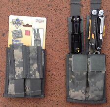 RAINE MOLLE Double Magazine Holder 46D2MAC ACU, Double pouch
