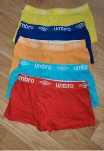 Lot De 5 Boxer UMBRO taille M