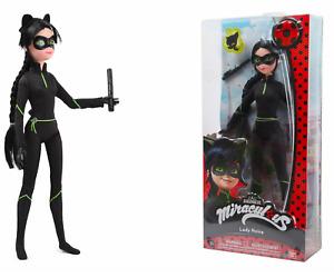 Miraculous LADY NOIR Ladybug Fashion Doll Action Figure Bandai 39907