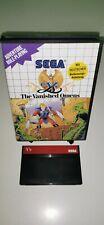 SEGA Master System Spiel Y´S THE VANISHED OMENS RetroGame