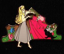 DISNEY PIN - AURORA Sleeping Beauty Princess Briar Rose Dancing Forest Friends