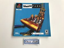 Notice - Theme Park - Sony PlayStation PS1 - PAL EUR