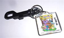 WUZZLES 80s Walt Disney Hasbro Us keychain - portachiavi plexyglass