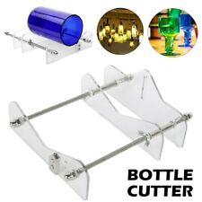 UK Wine Beer Glass Bottle Cutting Tool Recycle Kit DIY Craft Cutter Machine 2020