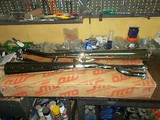 SITO 1216 COPPIA MARMITTE CROMATE PER HONDA 750 FOUR dal K1 al K6
