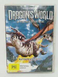 Dragon's World - A Fantasy Made Real - The Last Dragon - 2004 - Region 4 DVD