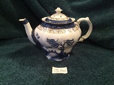 Beautiful Booths Real Old Willow - A8025 - L. Teapot - Excellent Clean condition