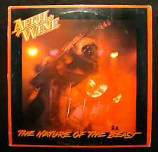 April Wine – The Nature of the Beast – Capitol 12125 – 1981