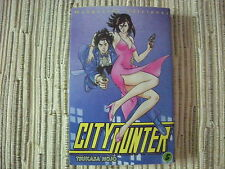 COMIC MANGA CITYHUNTER CITY HUNTER TOMO 5 TSUKASA HOJO MANGALINE EDICIONES USADO