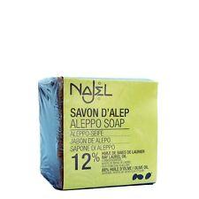 Najel - Sapone di Aleppo 12% di Olio bacche di Alloro
