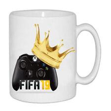 XBOX FIFA KING 19 GAMING Novelty Tea Coffee Mug Funny Joke Christmas GIFT SECRET