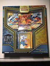 Pokemon League Battle Deck Reshiram & Charizard GX Factory Sealed